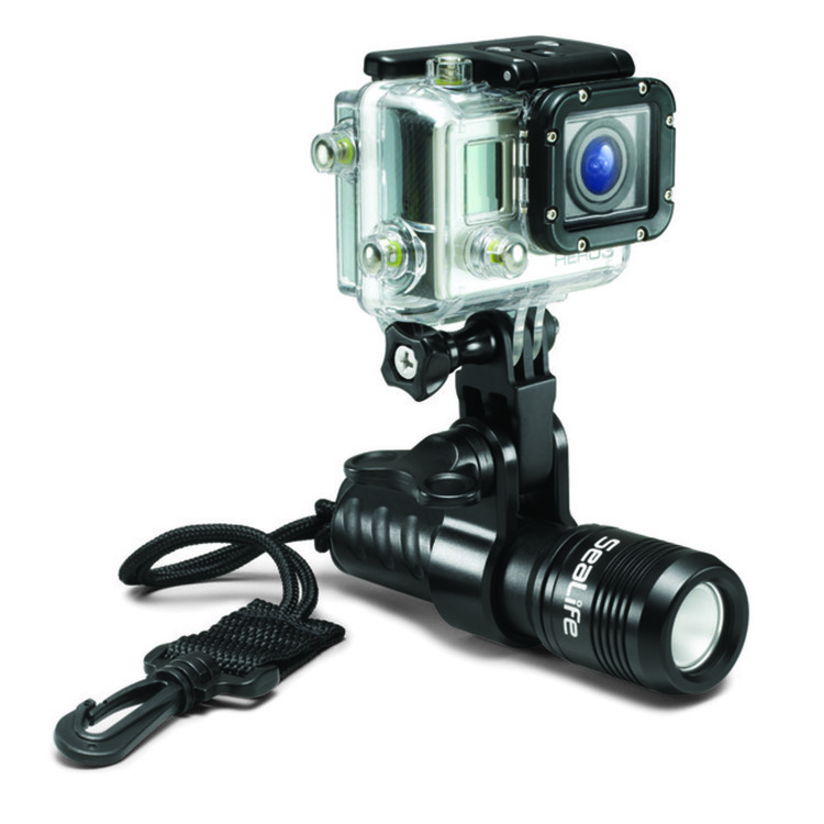 Mini HD Photo-Video Light SL981 Sea Dragon