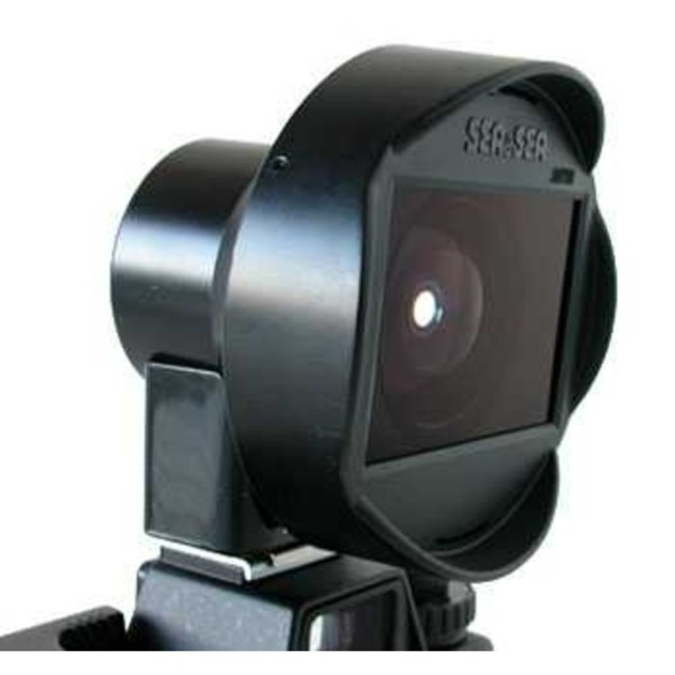 Fisheye Viewfinder MM III