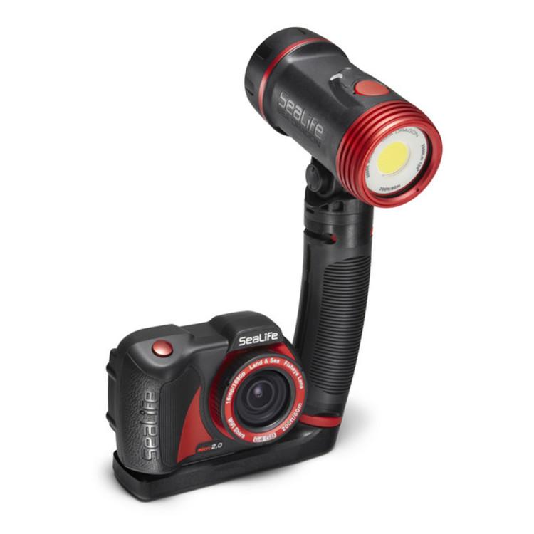 SeaLife Micro 2.0 (64 CB) Pro 2500 UW Kamera Set