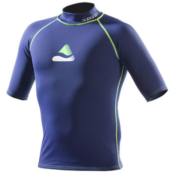 RASH GUARD BLUE PLANET von Subgear