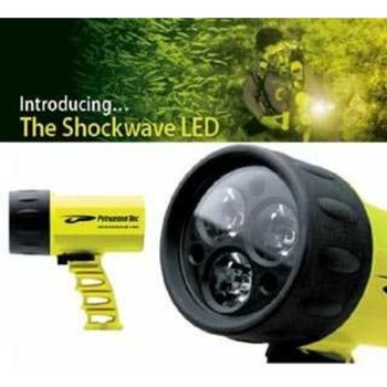 SHOCKWAVE LED mit 3x 3Watt LED