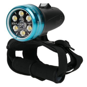 SOLA DIVE 2000 S/F Tauchlampe von Light & Motion