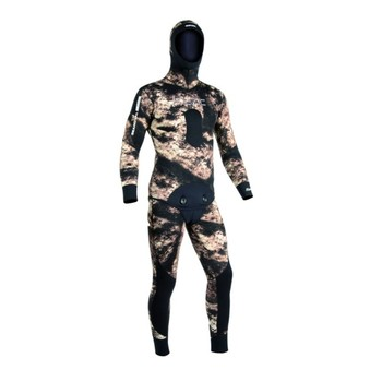 SEA-ROYAL CAMO VEST+TROUSER MAN 5 mm